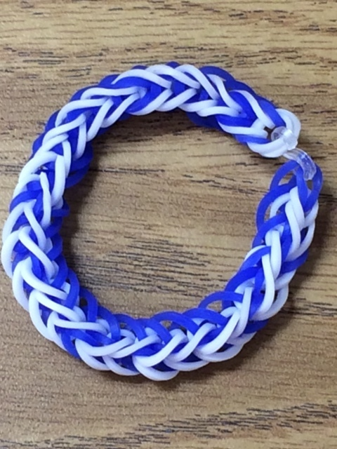 White and Blue Product #: 2981 $1.50
